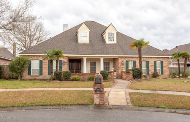 107 Barrington Circle, Lafayette, LA 70503 (MLS #19001738) :: Keaty Real Estate