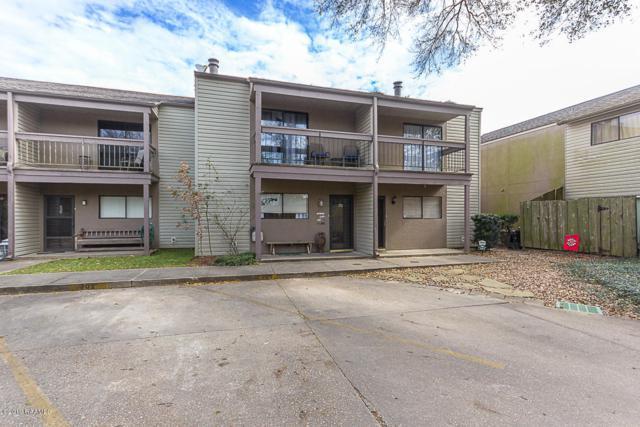 110 W Bayou Parkway #302, Lafayette, LA 70503 (MLS #19001773) :: Keaty Real Estate