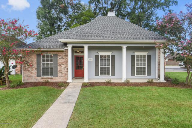 100 Crest Circle, Youngsville, LA 70592 (MLS #19001835) :: Keaty Real Estate