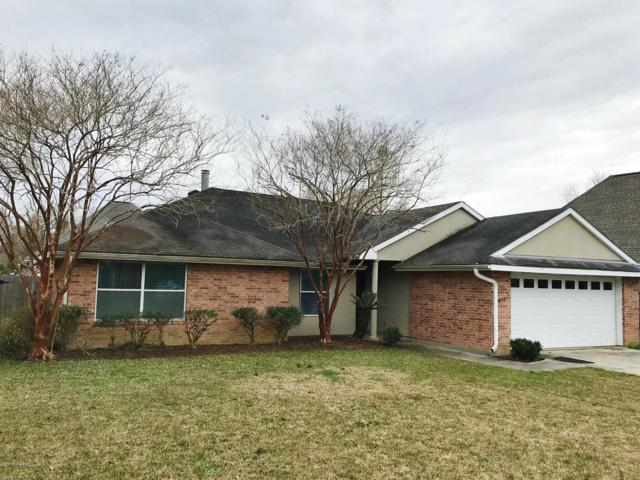 1008 Rosedown Lane, Lafayette, LA 70503 (MLS #19001896) :: Keaty Real Estate