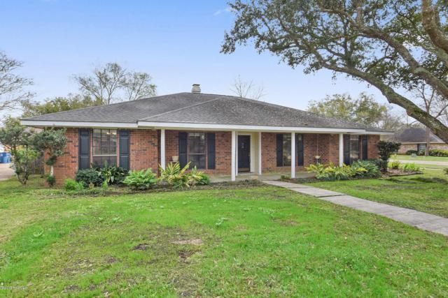 100 Parsonage Ln, Lafayette, LA 70503 (MLS #19002256) :: Keaty Real Estate