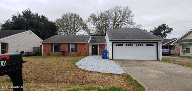 116 Village Green Drive, Youngsville, LA 70592 (MLS #19002957) :: Keaty Real Estate