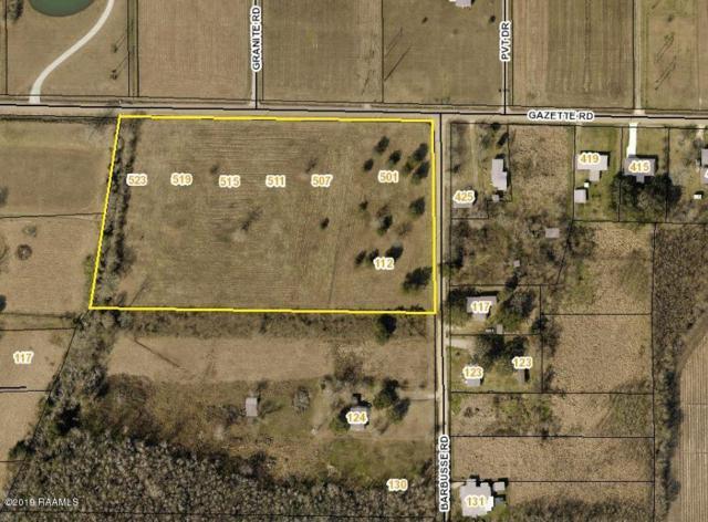 501 Gazette Road, Scott, LA 70583 (MLS #19002991) :: Keaty Real Estate