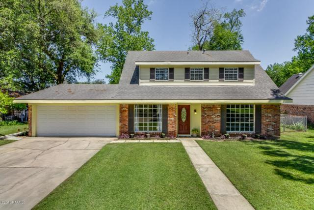 317 Corona Drive, Lafayette, LA 70503 (MLS #19004029) :: Keaty Real Estate