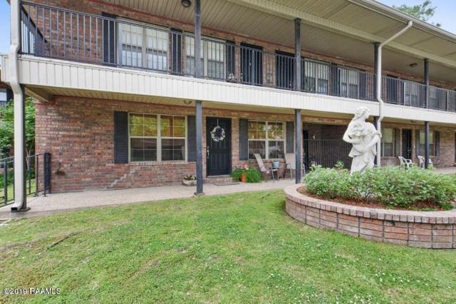 112 Hillside Drive #3, Lafayette, LA 70503 (MLS #19004632) :: Keaty Real Estate