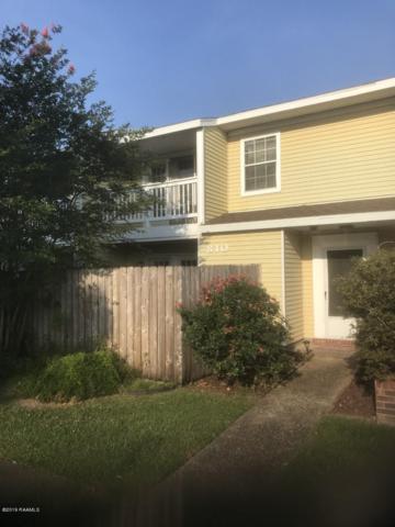 101 Wilbourn Boulevard #810, Lafayette, LA 70506 (MLS #19005626) :: Keaty Real Estate