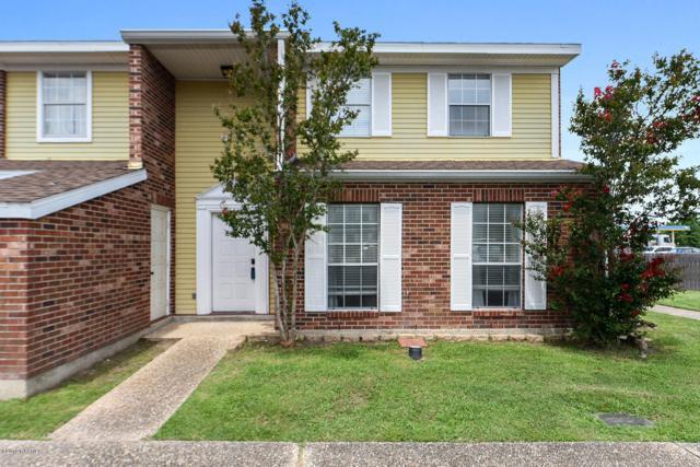 101 Wilbourn Boulevard #612, Lafayette, LA 70506 (MLS #19005945) :: Keaty Real Estate