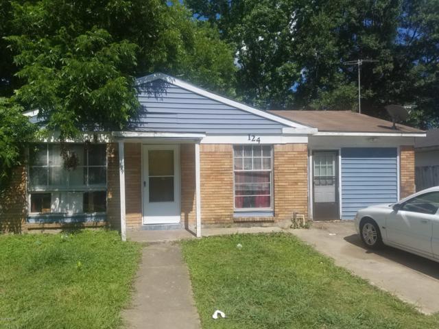 124 Town Homes Drive, Lafayette, LA 70501 (MLS #19006117) :: Keaty Real Estate