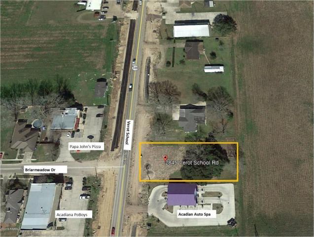 2845 Verot School Road, Lafayette, LA 70508 (MLS #19006211) :: Keaty Real Estate