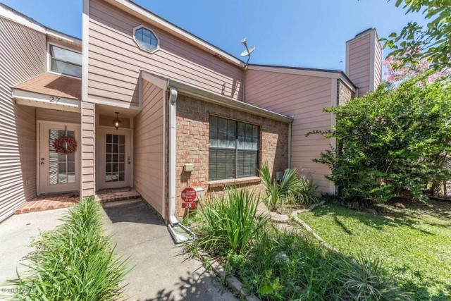 400 W Brentwood Boulevard #28, Lafayette, LA 70506 (MLS #19006232) :: Keaty Real Estate