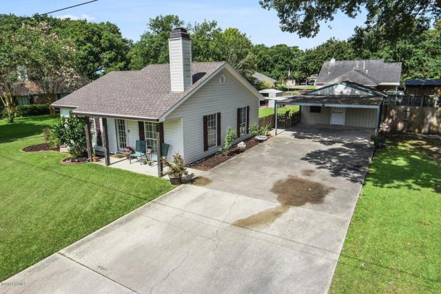 204 Timmy Street, Scott, LA 70583 (MLS #19006260) :: Keaty Real Estate