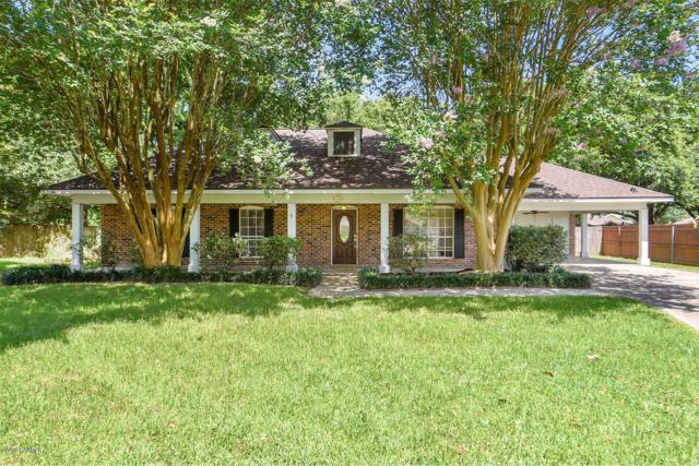 104 Van Dyke Court, Lafayette, LA 70503 (MLS #19006263) :: Keaty Real Estate