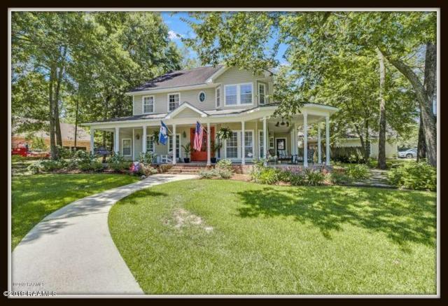 100 Tucson Drive, Lafayette, LA 70503 (MLS #19006279) :: Keaty Real Estate