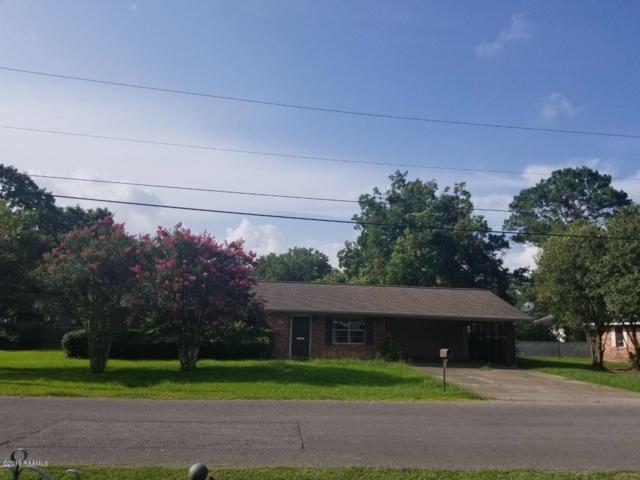 575 E E 17th Street, Crowley, LA 70526 (MLS #19006336) :: Keaty Real Estate