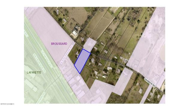 400 Blk Garber Road, Broussard, LA 70518 (MLS #19006373) :: Keaty Real Estate