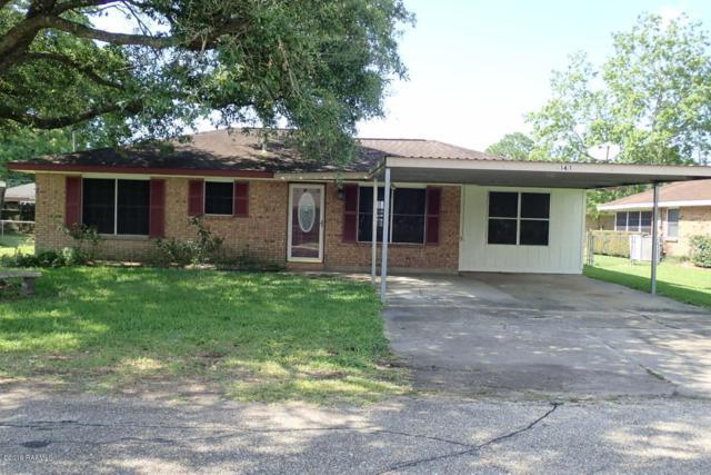 141 Blue Bonnet Drive, Crowley, LA 70526 (MLS #19006411) :: Keaty Real Estate