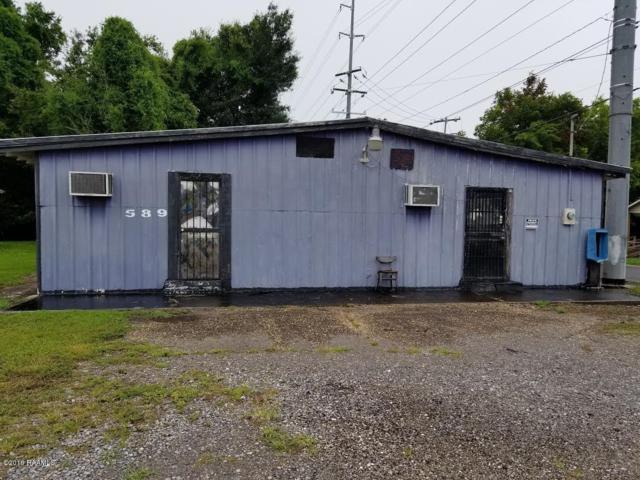 589 N Pierce Street, Lafayette, LA 70501 (MLS #19006457) :: Keaty Real Estate