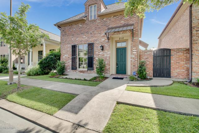 210 Elysian Fields Drive, Lafayette, LA 70508 (MLS #19006854) :: Keaty Real Estate