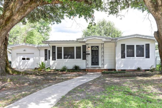 610 Everette Street, New Iberia, LA 70563 (MLS #19007125) :: Keaty Real Estate
