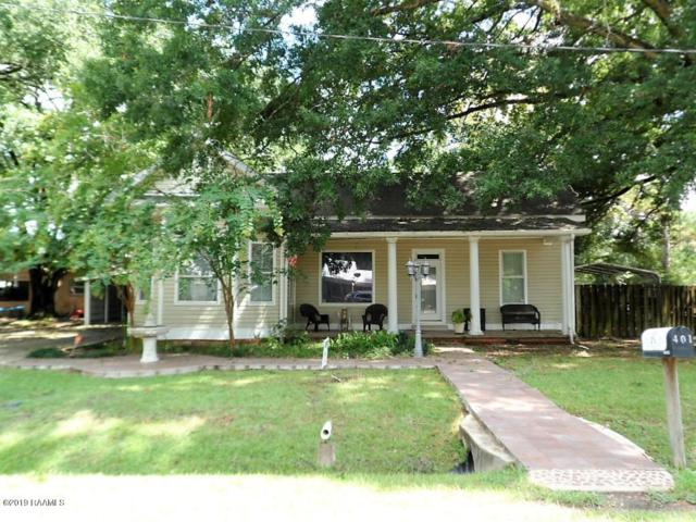 401 Mulberry Street, Mamou, LA 70554 (MLS #19007306) :: Keaty Real Estate
