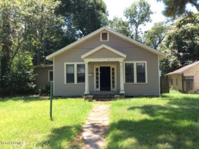 215 W Plaquemine Street, Jennings, LA 70546 (MLS #19007959) :: Keaty Real Estate