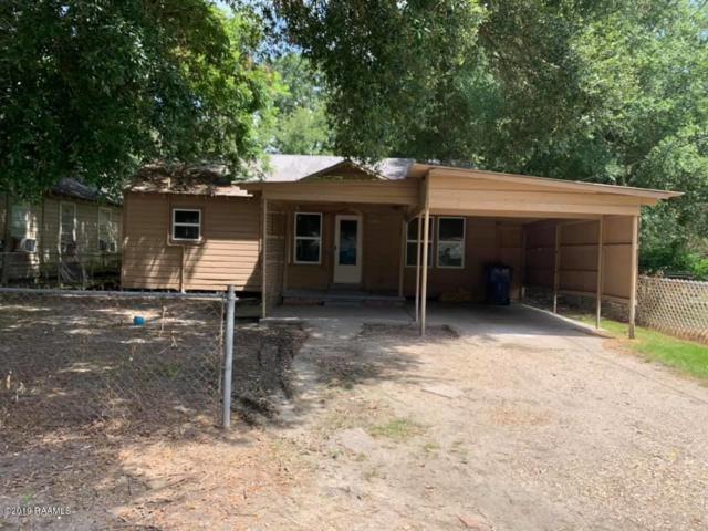 1330 W Peach Avenue, Eunice, LA 70535 (MLS #19008122) :: Keaty Real Estate