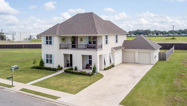 1095 The Lake Drive, Broussard, LA 70518 (MLS #19009247) :: Keaty Real Estate