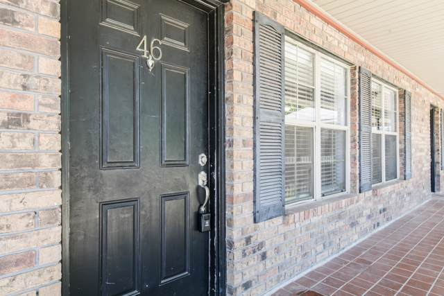 112 Hillside Drive #46, Lafayette, LA 70503 (MLS #19009272) :: Keaty Real Estate