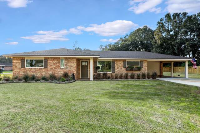 104 Bonnet Street, New Iberia, LA 70563 (MLS #19009296) :: Keaty Real Estate