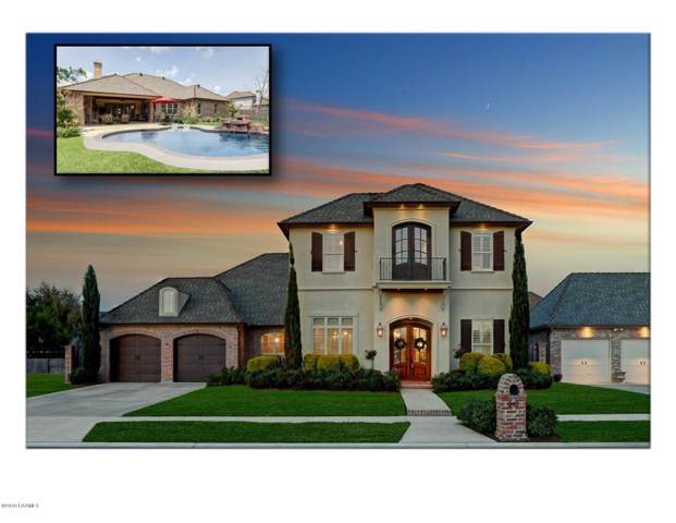211 Brookshire Gardens Drive, Lafayette, LA 70503 (MLS #19009298) :: Keaty Real Estate