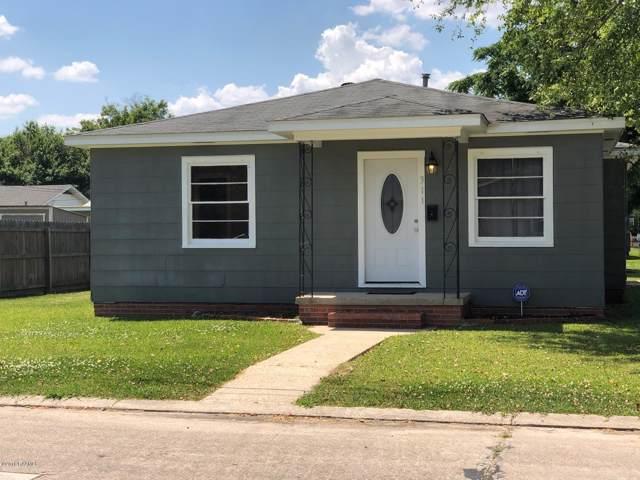 311 Donald Street, New Iberia, LA 70563 (MLS #19009370) :: Keaty Real Estate