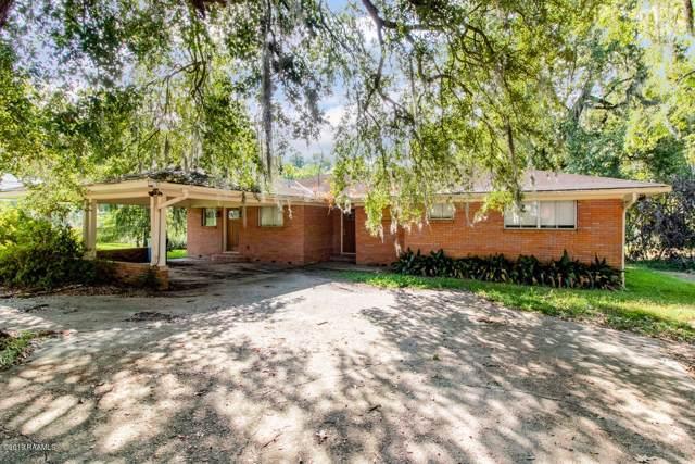 1204 S College Road, Lafayette, LA 70503 (MLS #19009459) :: Keaty Real Estate