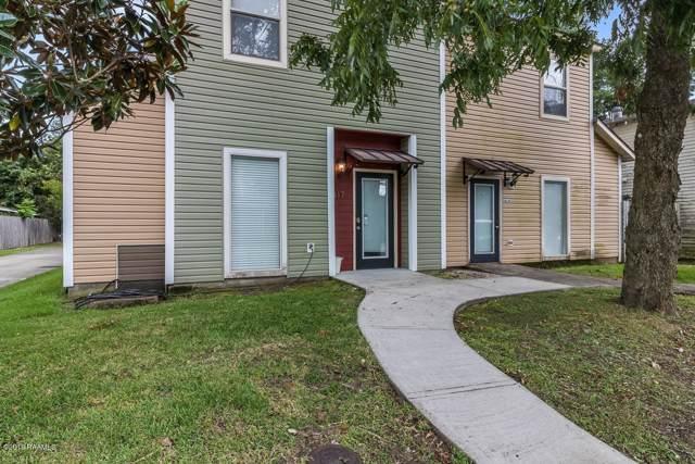417 Harding Street, Lafayette, LA 70503 (MLS #19009475) :: Keaty Real Estate