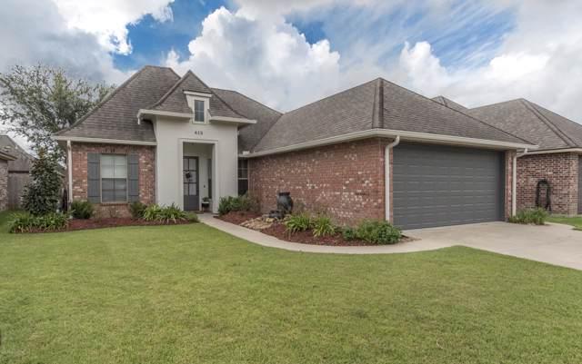 413 Copper Ridge Drive, Youngsville, LA 70592 (MLS #19009484) :: Keaty Real Estate