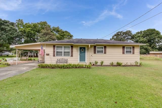 341 N 9th Street, Eunice, LA 70535 (MLS #19009486) :: Keaty Real Estate