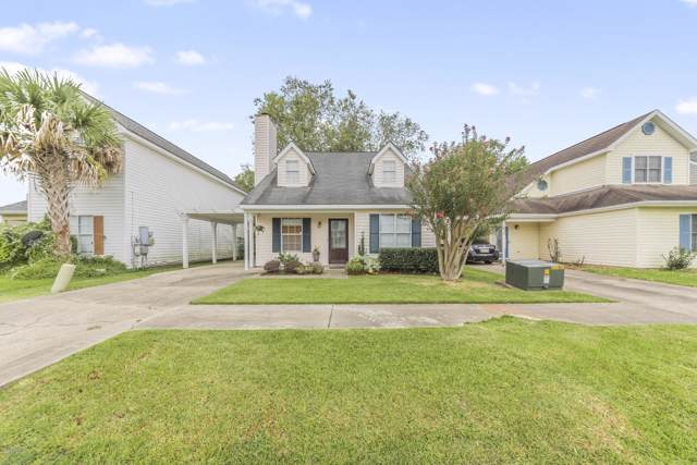 106 Syrup Row, Lafayette, LA 70508 (MLS #19009492) :: Keaty Real Estate