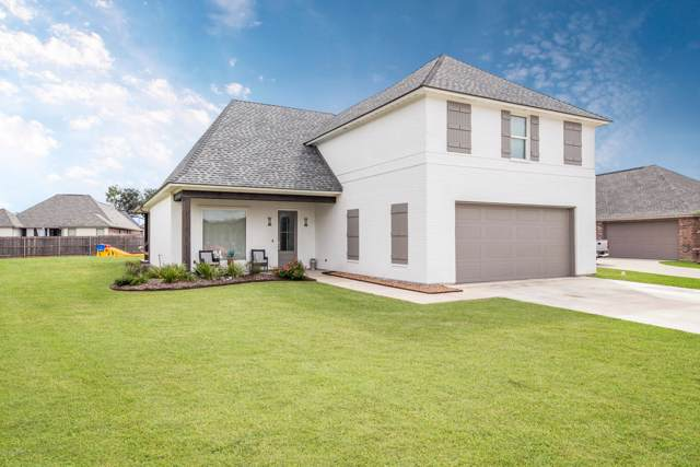 203 Woodstone Drive, Lafayette, LA 70508 (MLS #19009517) :: Keaty Real Estate