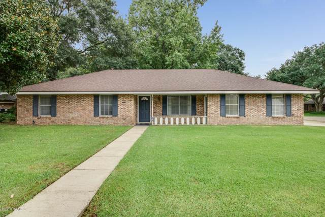 100 Sigma Drive, Lafayette, LA 70506 (MLS #19009537) :: Keaty Real Estate