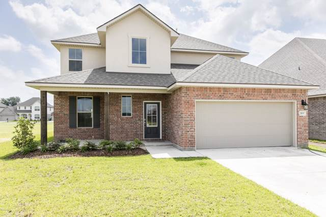 203 Voiliere Drive, Youngsville, LA 70592 (MLS #19009541) :: Keaty Real Estate