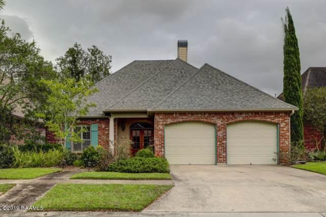 115 Tonbridge Drive, Lafayette, LA 70508 (MLS #19009595) :: Keaty Real Estate