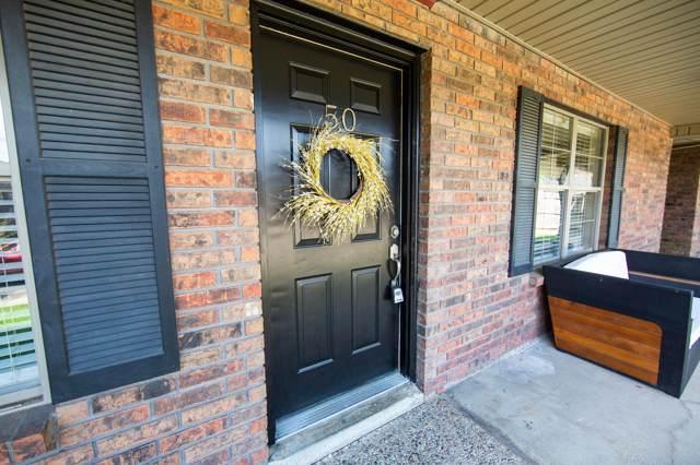 112 Hillside Drive #50, Lafayette, LA 70503 (MLS #19009596) :: Keaty Real Estate
