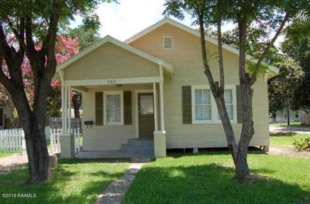 702 Evangeline Drive, Lafayette, LA 70501 (MLS #19009625) :: Keaty Real Estate