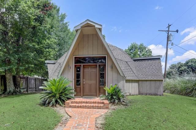 1354 St Mary Street, Scott, LA 70583 (MLS #19009721) :: Keaty Real Estate