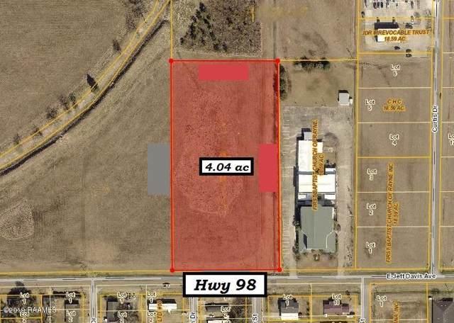 1451 E Jeff Davis Avenue, Rayne, LA 70578 (MLS #19009792) :: Keaty Real Estate