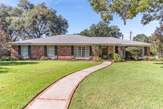 300 Karen Drive, Lafayette, LA 70503 (MLS #19009997) :: Keaty Real Estate