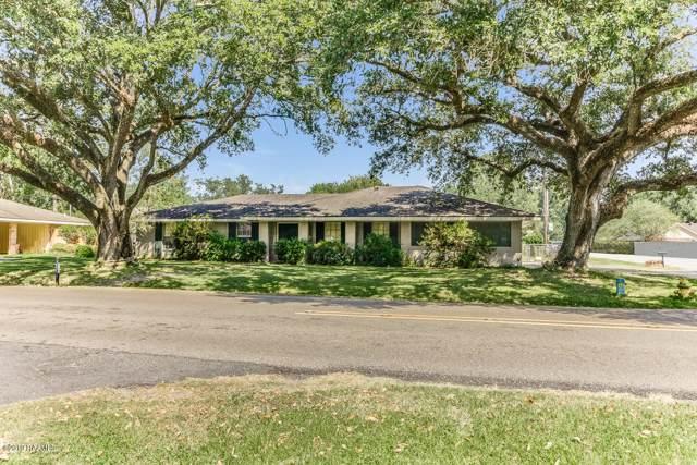 525 Brentwood Boulevard, Lafayette, LA 70503 (MLS #19010039) :: Keaty Real Estate