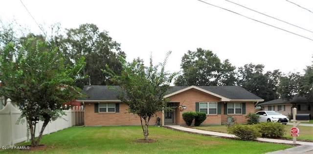 623 W 17th Street, Crowley, LA 70526 (MLS #19010134) :: Keaty Real Estate