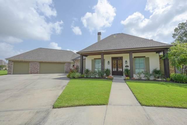 205 Long Oak Ln, Youngsville, LA 70592 (MLS #19010156) :: Keaty Real Estate