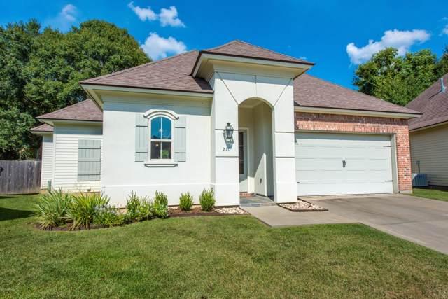 210 Harbor Walk Drive, Lafayette, LA 70508 (MLS #19010178) :: Keaty Real Estate