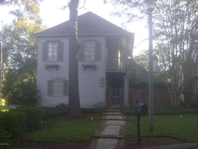 124 Harolyn Park Drive, Lafayette, LA 70503 (MLS #19010193) :: Keaty Real Estate